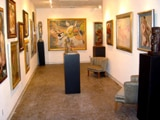 Trigg Ison Fine Art Inc. in West Hollywood, California