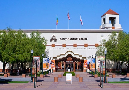 The Autry Museum showcases the experiences and diversity of the people of the American West