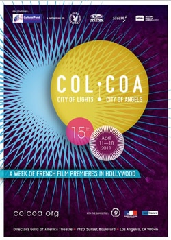 The 2011 City of Lights, City of Angels (COL•COA) Film Festival