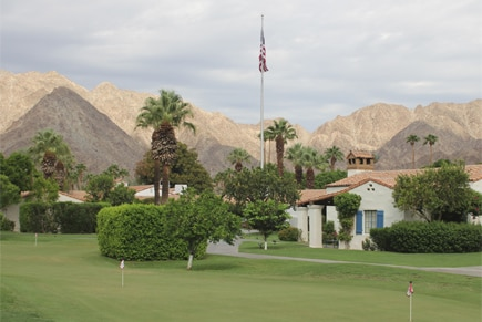 Take advantage of the beautiful weather and golf in Palm Springs, CA