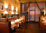 Cafe Claude, one of our Top 10 Bistros in San Francisco