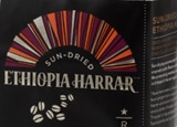 Starbucks Reserve Sun-Dried Ethiopia Harrar coffee is available by the bean at select locations in major U.S. cities