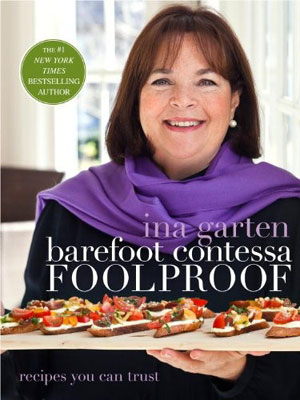 Barefoot Contessa Foolproof, one of GAYOT's Top 10 Cookbooks