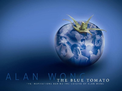 Alan Wong's The Blue Tomato cookbook