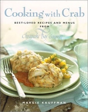Cooking with Crab features a number of easy-to-follow recipes for making crab dishes at home