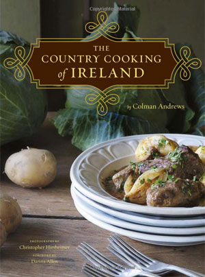 The Country Cooking of Ireland cookbook takes you on an impressive journey through Ireland