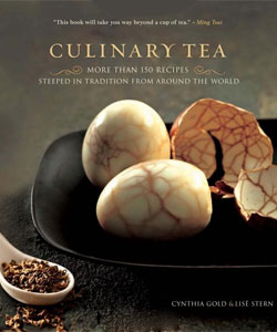 Culinary Tea cookbook by Cynthia Gold and Lisë Stern