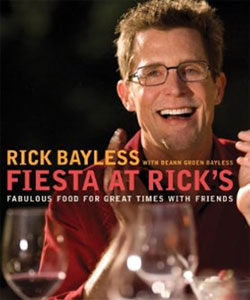 Fiesta at Rick's cookbook by Rick Bayless