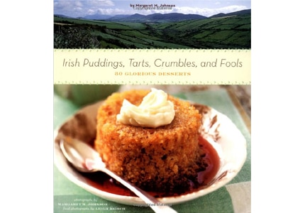 Irish Puddings, Tarts, Crumbles and Fools