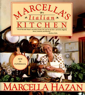 Marcella's Italian Kitchen is an essential guide for anyone wanting to learn authentic Italian home cooking, and one of GAYOT's Top 10 Cookbooks