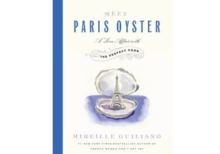 Mireille Guilano's new book mostly centers on personal accounts from oyster-loving Paris locals