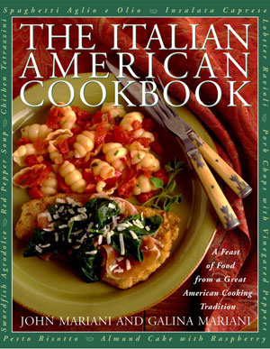 The Italian-American Cookbook