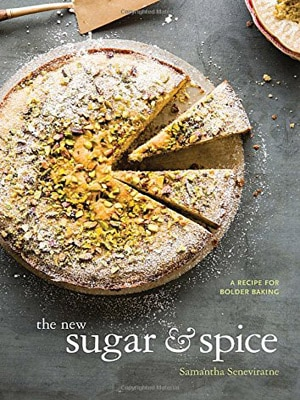 The New Sugar and Spice features dessert recipes centered around spices and herbs