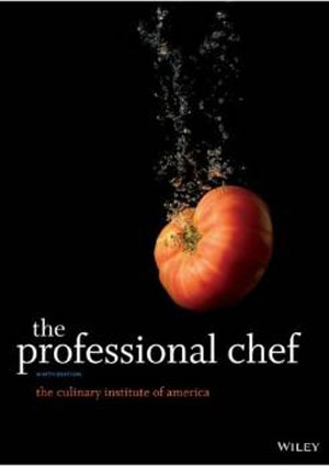 The Professional Chef by The Culinary Institute of America, one of GAYOT's Top 10 Cookbooks
