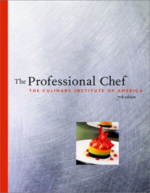 The Professional Chef, one of GAYOT's Top 10 Cookbooks