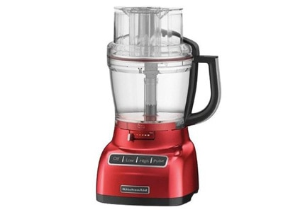 The KitchenAid Food Processor, one of GAYOT's Top 5 Food Processors