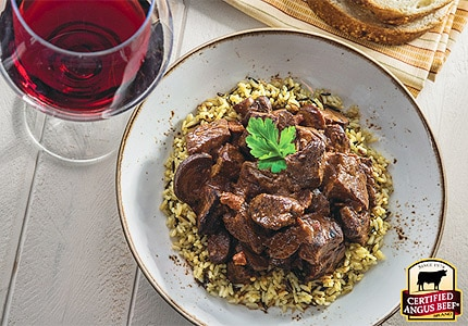 Certified Angus Beef is a popular and versatile dinner entree