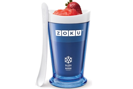 Zoku Slush and Shake Maker comes in five fabulous colors