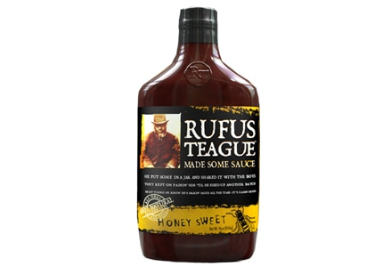 Rufus Teague Honey Sweet Sauce