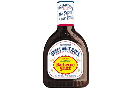 Sweet Baby Ray's Barbecue Sauces
