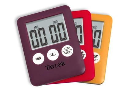 View the Taylor Classic Slim Digital Timer on GAYOT.com's Tumblr