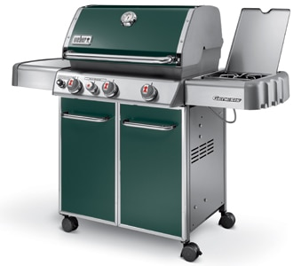 The Weber Genesis E-330, one of GAYOT's Top Barbecue Grills