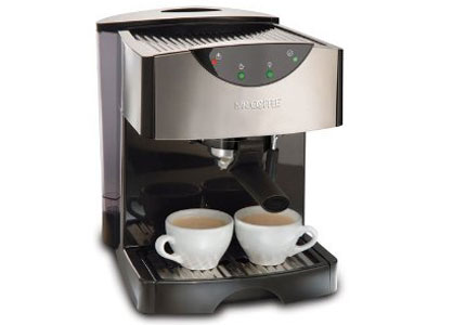The Mr. Coffee ECMP50 is an ideal purchase for someone who wants quality espresso, but does not want to splurge on a fancy model