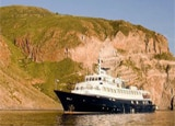 The Callisto, a ship owned by Butterfield & Robinson, one of our picks for Top 10 Cruise Lines
