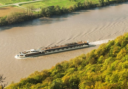 The AmaViola will hold 170 passengers