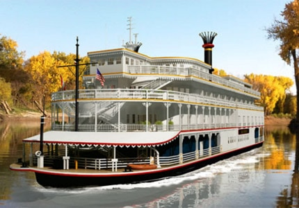 French America Line will offer cruises through the rivers of the United States