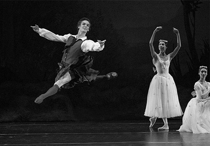 """Attend a ballet featuring performers from the State Academic Bolshoi Theater of Russia aboard one of Silversea's """"Exclusively Yours — Enriched Voyages"""""""