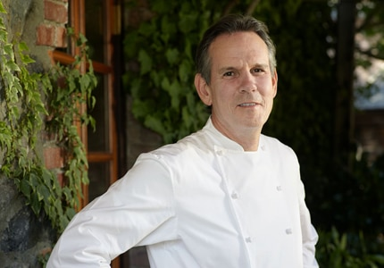 World-renowned chef and restaurateur Thomas Keller