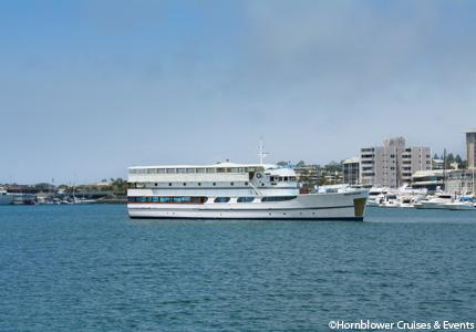 The Wild Goose yacht in Newport Beach, California