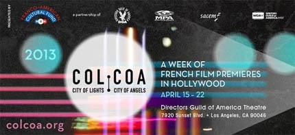 The 2013 City of Lights, City of Angels (COL•COA) Film Festival