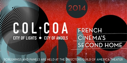 COLCOA French Film Festival 2014