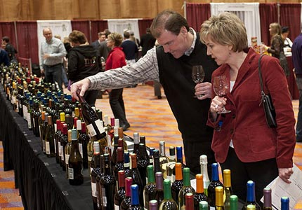 Cincinnati International Wine Festival, one of the Midwest's largest annual wine and food events