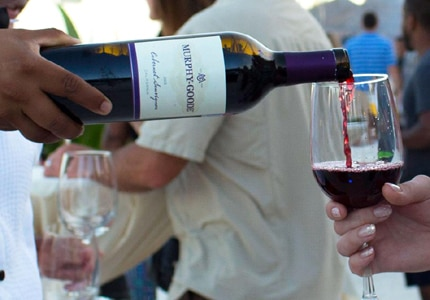 Wine Social at The Jackson Family Wines Culinary Series in Riviera Maya, Mexico