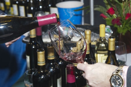 Be ready to taste wines from all over the globe at the Boston Wine Expo