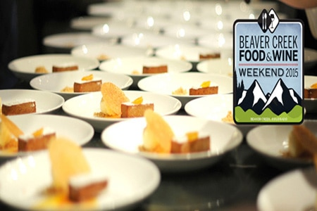 Beaver Creek in Colorado hosts an annual event filled with food, spirits and skiing galore