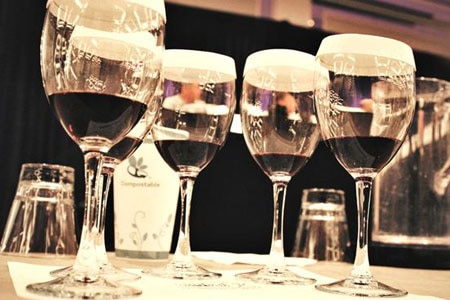 The Unified Wine and Grape Symposium exposes attendees to over 600 wine exhibitors and over 80 speakers