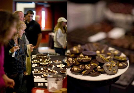 Indulge in chocolate tastings and wine pairings at San Francisco International Chocolate Salon