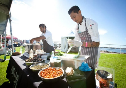 San Diego Bay Wine & Food Festival will take place November 10-17