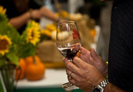 Participate in fine wine tasting at Sonoma County Harvest Fair in Santa Rosa, CA