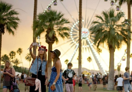 Party like a rock star with the coolest hotel stays for Coachella Valley Music and Arts Festival
