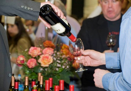 Participants may sample more than 2,000 wines at the Boston Wine Expo