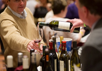 There are over 700 wines to taste at the 26th Annual Cincinnati International Wine Festival in Ohio
