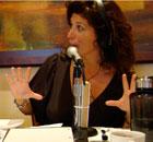Chicago radio show host Kiki Vale