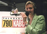 Sophie Gayot on KABC 790