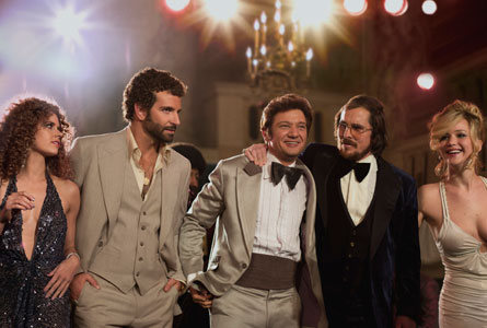 American Hustle won best motion picture of the year in 2014