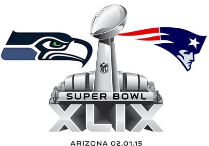 The 2015 Super Bowl will be played February 1, 2015 at the University of Phoenix Stadium